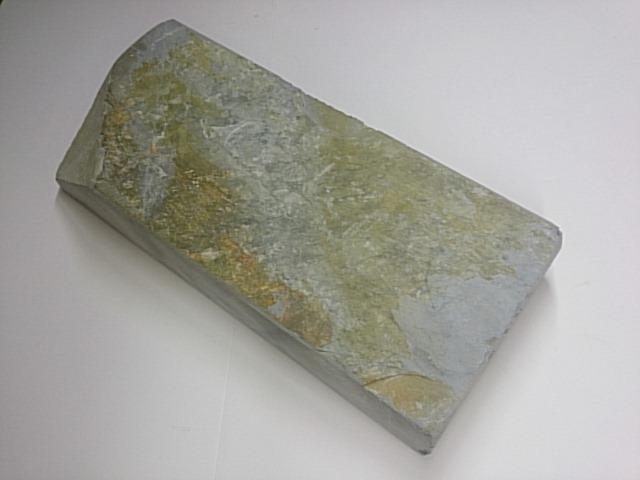 画像3: 天然砥石八木ノ嶋 水浅黄 1.7Kg 10340