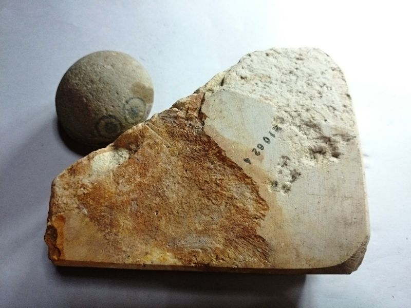 画像3: 天然砥石 古代伊豫銘砥 スーパー蓮華いや紅葉 1.8Kg 10624