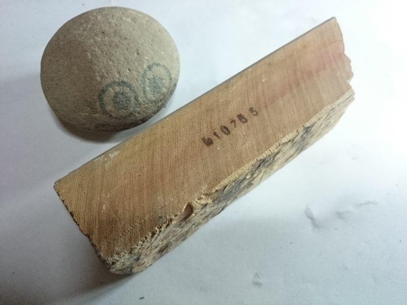 画像2: 謎の砥石 0.4Kg 10765