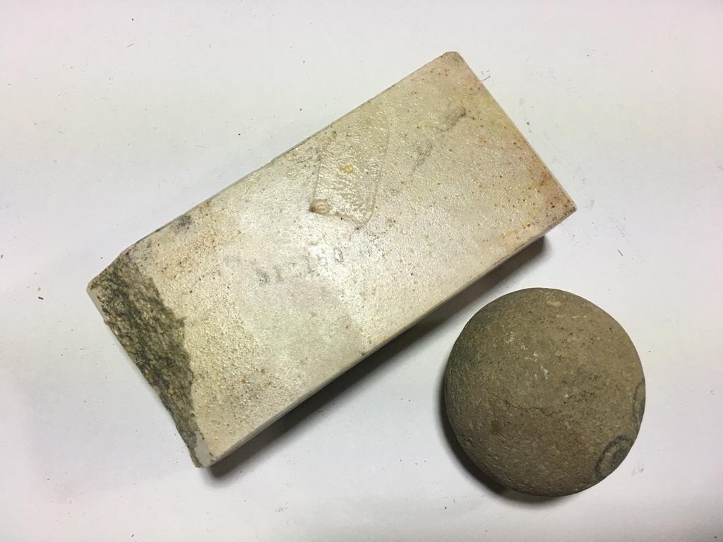 画像3: 伝統千五百年 天然砥石 古代伊豫銘砥   0.7Kg 11160