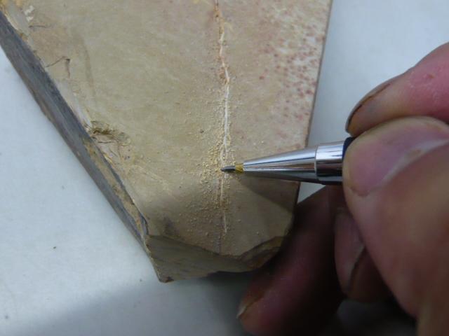 画像4: 送料無料  超硬チップ 砥石筋彫り針 ワイヤブレーカー