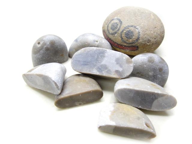 画像2: 御仏瑪瑙ドーム 名倉・目起こし・火打石に 小は送料無料/めのう メノウ