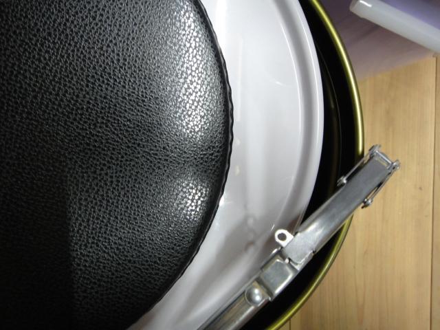 画像3: 銘砥さんおっちん金庫 天然砥石の養生保管 研ぎ水桶 腰掛