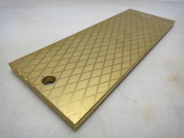 画像2: 二回研磨300/1000# チタンコートダイヤモンド砥石 精度±0.25mm
