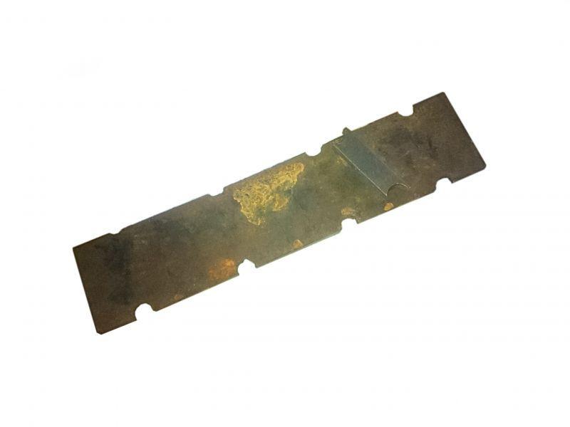 画像2: 釜地君鉄の華名倉 明治中期前の英国製錬鉄 激レア橋梁鉄