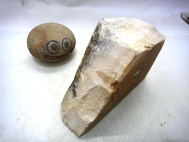 画像2: 天然砥石 三河白 ぼたん 3778