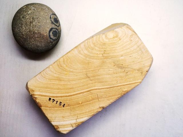 画像3: 天然砥石 古代伊豫銘砥 選べるちび砥石・名倉・置物・文鎮・民生品 7154
