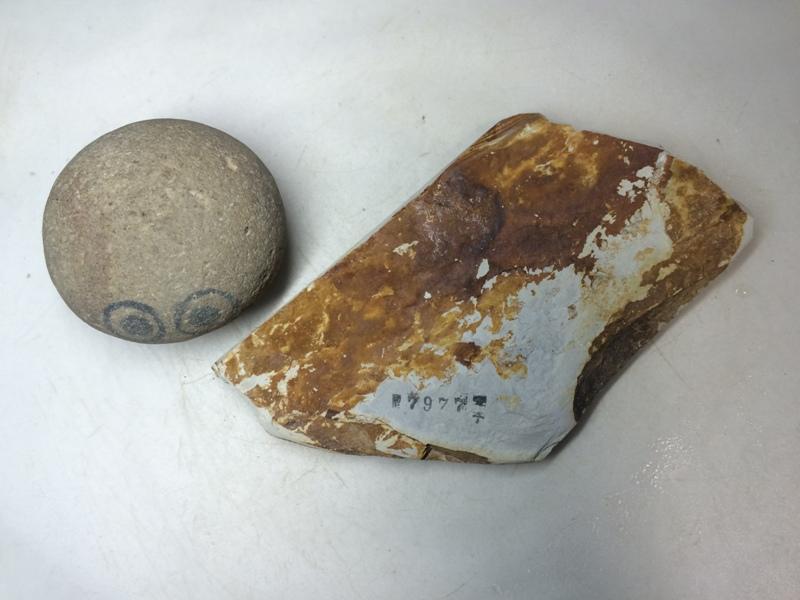 画像3: 天然砥石 正本山 山城銘砥 奥殿すいたこっぱ 7977