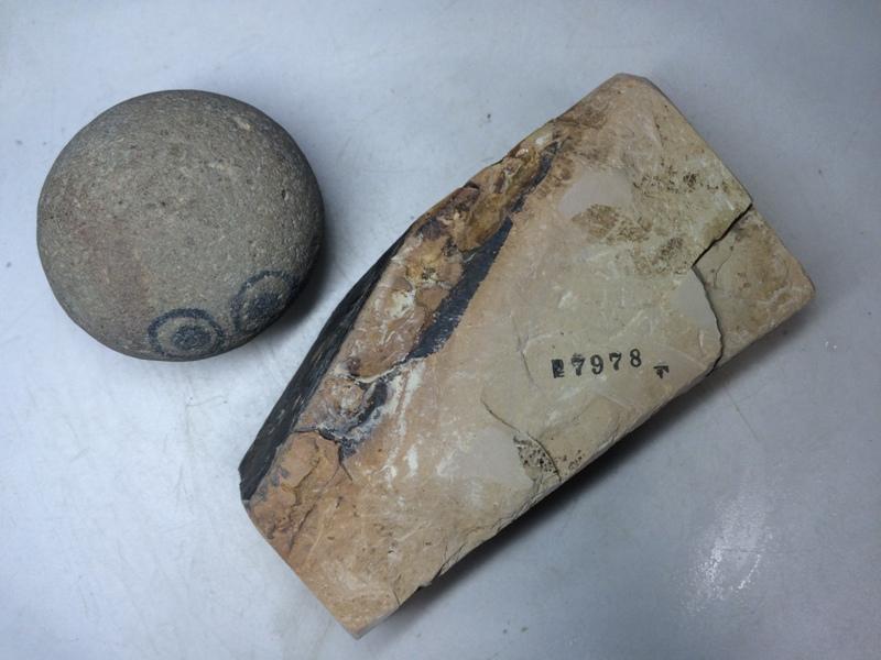 画像3: 天然砥石 正本山 山城銘砥 奥殿はだいろすいた 7978