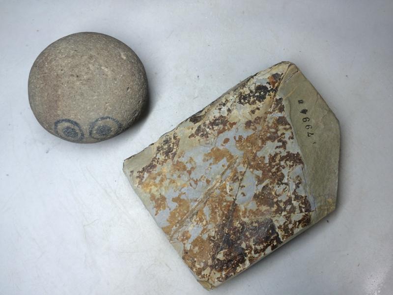 画像3: 天然砥石 正本山 山城銘砥 奥殿からす 7994