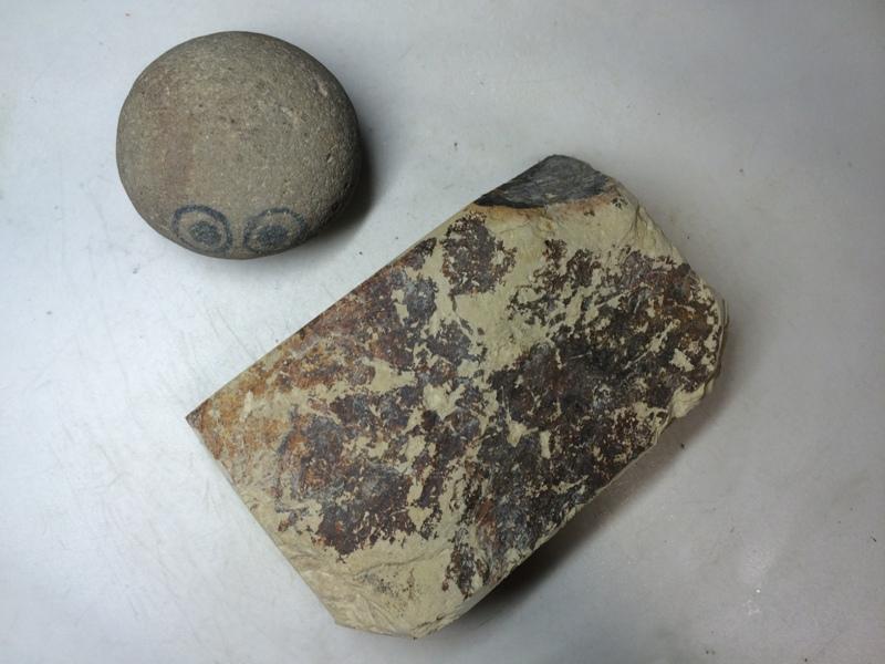 画像3: 天然砥石 正本山 山城銘砥 奥殿なみと 7995