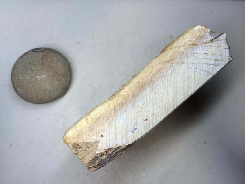 画像2: 天然砥石 正本山 山城銘砥 はだいろすいた 8284