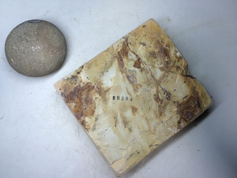 画像3: 天然砥石 正本山 山城銘砥 はだいろすいた 8284