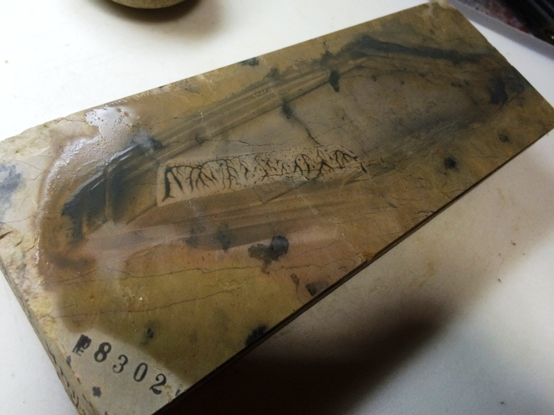 画像4: 天然砥石 正本山 山城銘砥 とびからす 8302