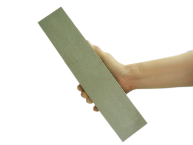 画像3: 伊予名倉付! 超長尺々砥石 高級Aアルミナ製120/240# 面直し ダイヤの貼り付け台にも