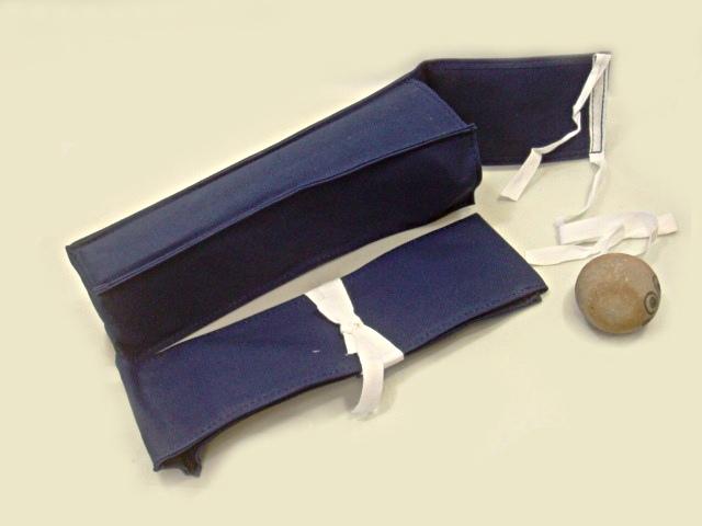 画像1: 錆びないお手軽鉋袋 小鉋から70mm寸八までOK